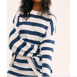 Free People Malibu Surf Sweater Set